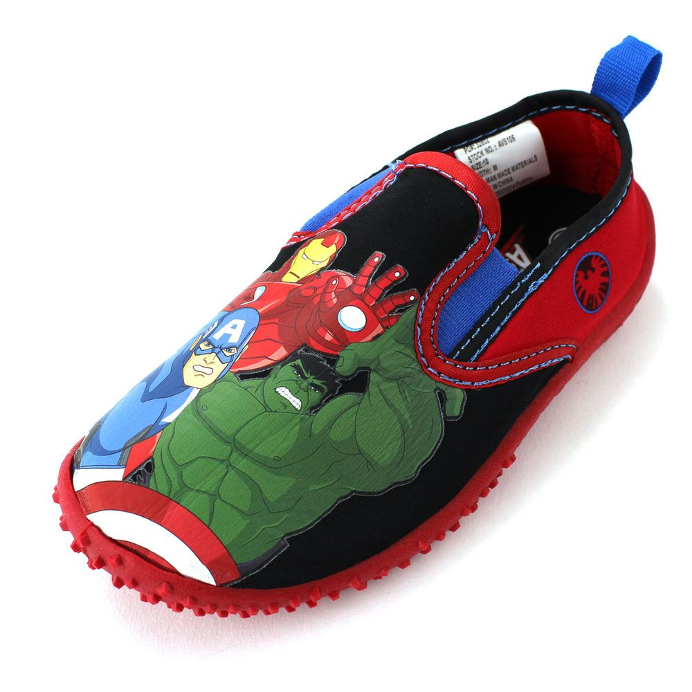 7-8 LITTLE MERMAID ARIEL Swim Shoes Water Aqua Socks NWT Sz 5-6 9-10 or 11-12