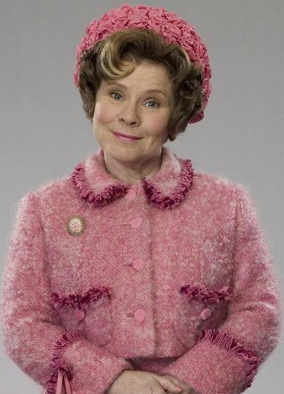 Dolores Umbridge Harry Potter Characters Dolores Umbridge Harry Potter Cosplay