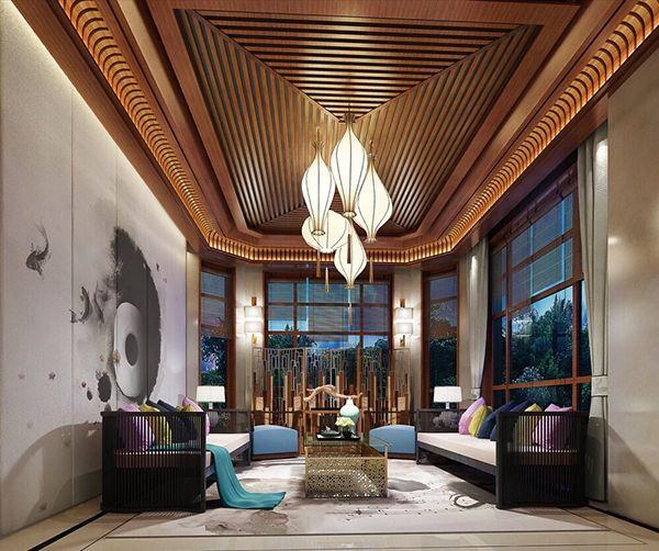 Luxury Home Interiors With Beautiful Aquarium Decor Interiors Inspiration Unique Home Interiors