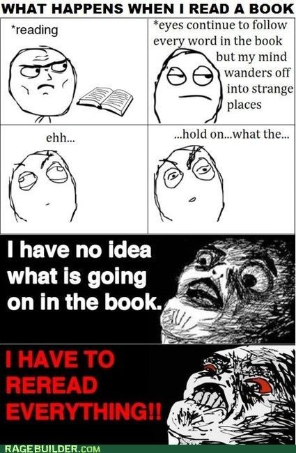 This totally happens to me when I've been reading too long at one time......