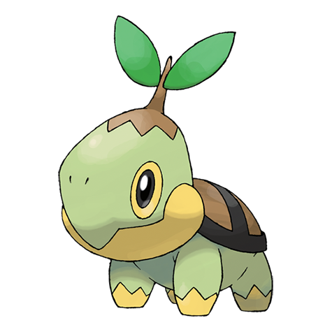 Turtwig | Pokédex | Pokemon | Pinterest | Luces y Amor