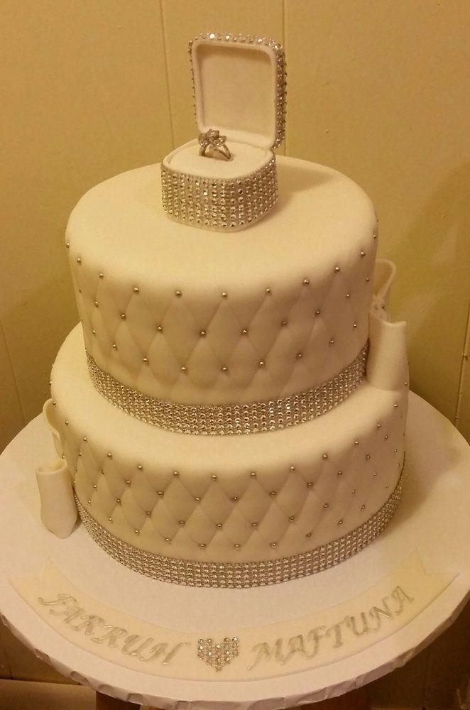 ring box cake - Google Search | Ring box cake | Pinterest | Boxed ...