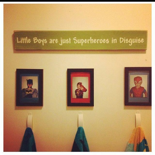 Boys Superhero Room Decor: Pin By Heather Hofer On Kids In 2019