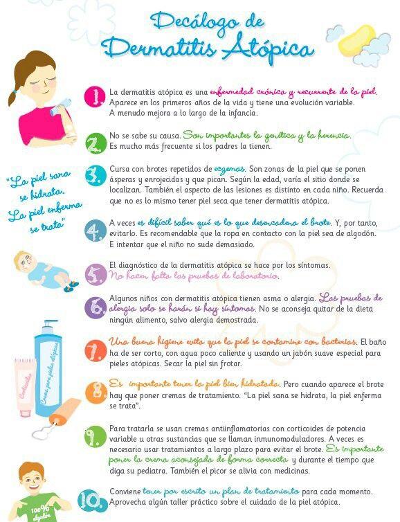plan de dieta para la alergia de la piele