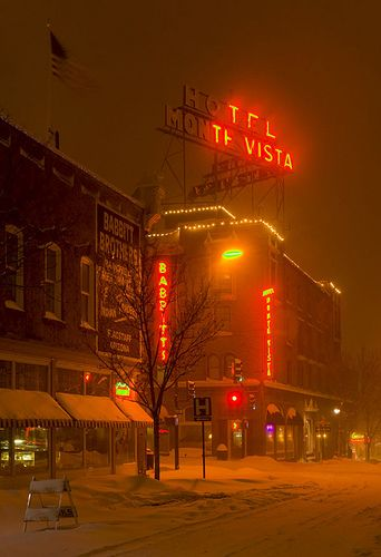 Hotel Monte Vista Flagstaff Arizona And Snow In The Forecast