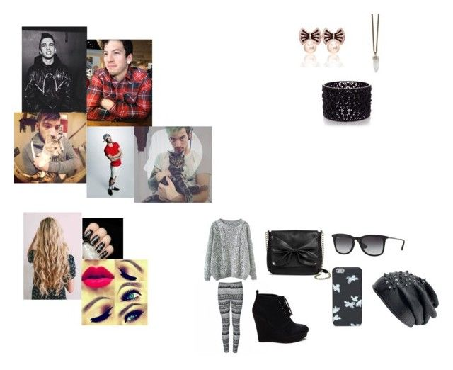 """At the carnival with josh dun"" by castielslittleangell ❤ liked on Polyvore featuring Twenty, Ally Fashion, Sam & Libby, Marc by Marc Jacobs, Ray-Ban, Givenchy, Oasis and Illamasqua"