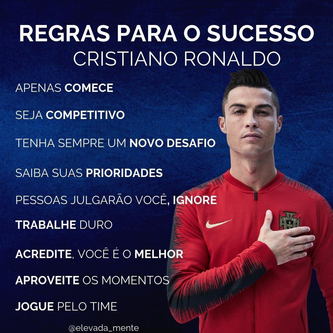 Cristiano Ronaldo Dispensa Apresentações Jogador De Futebol Mais