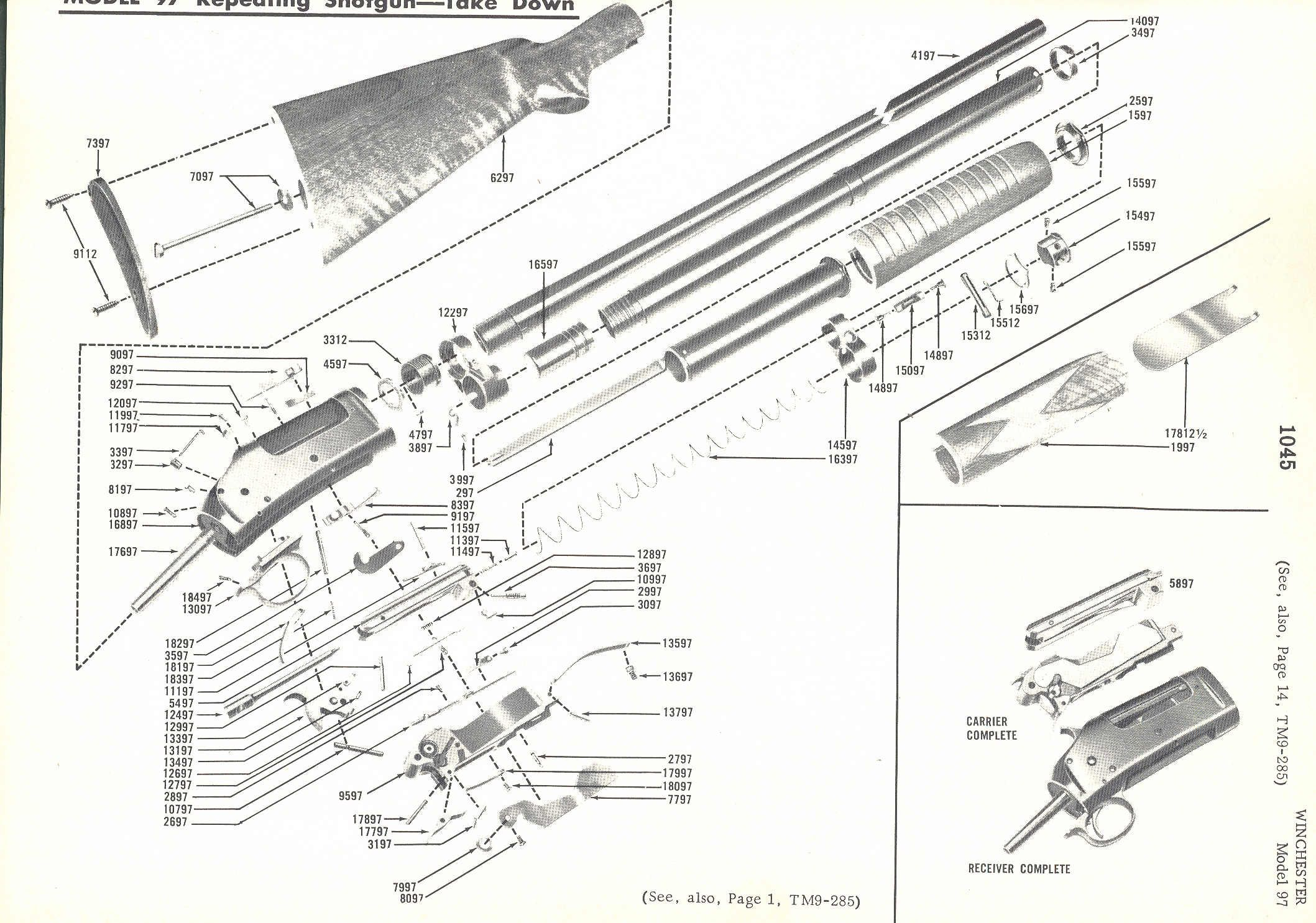 Outstanding winchester model 70 parts diagram pictures best fascinating winchester model 70 parts diagram contemporary best pooptronica Images