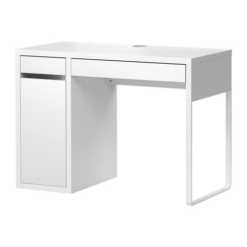Micke Desk White In 2019 Micke Desk White Desks Ikea