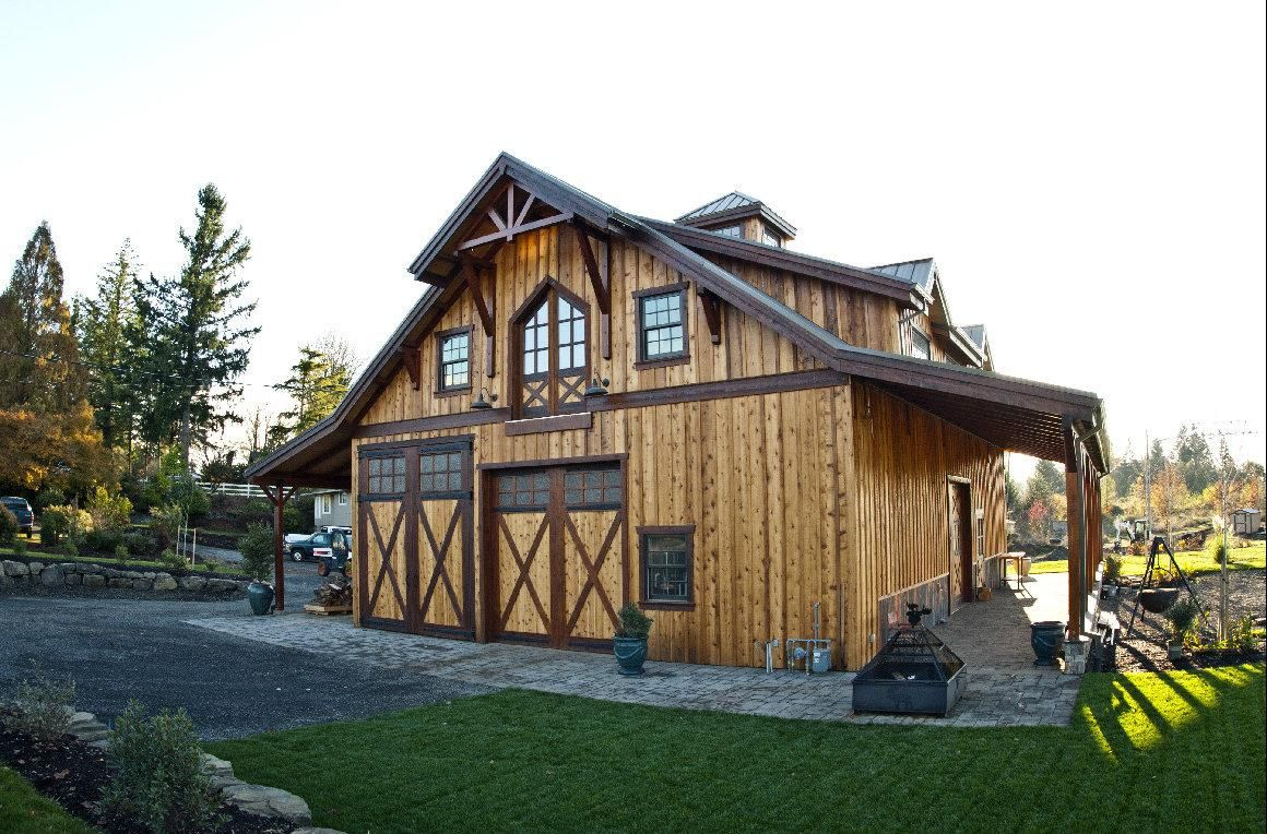 Pole Barn Homes Google Search Barn Style House Barn With