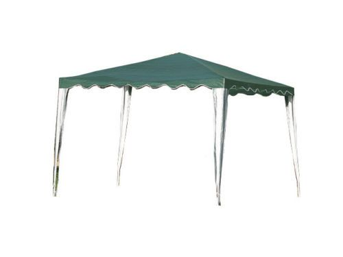 tente-de-jardin-3x3m | Mes poules poulailler | Outdoor structures ...