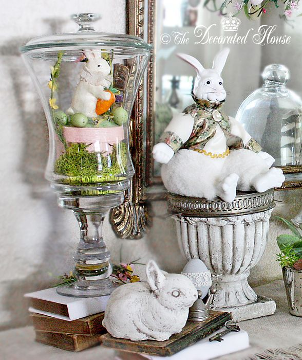 ~ Spring And Easter Decorating