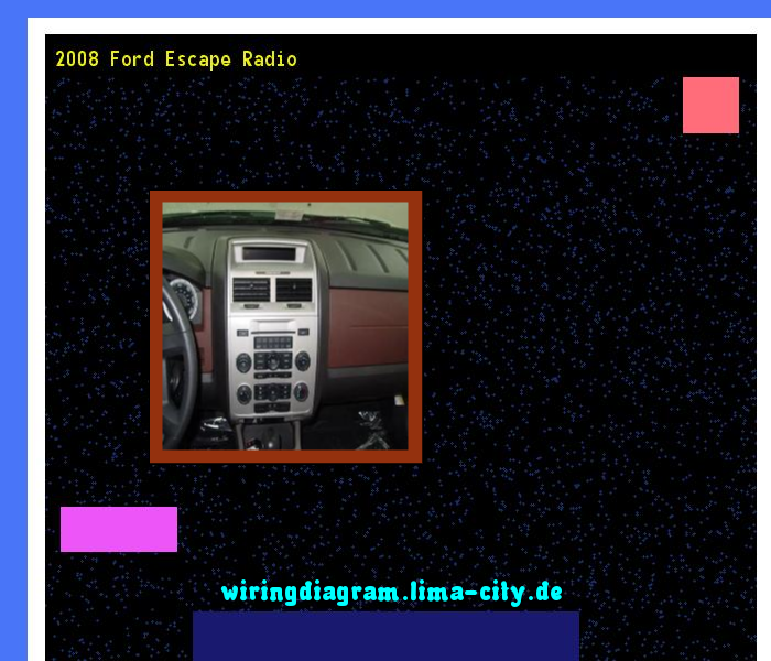 [TVPR_3874]  2008 ford escape radio. Wiring Diagram 18211. - Amazing Wiring Diagram  Collection | 2008 Escape Wiring Diagram |  | www.pinterest.ru