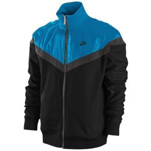 64bb833cd091 Nike Victory Track Jacket - Men s - Sport Inspired - Clothing -  Black Anthracite Cool Blue