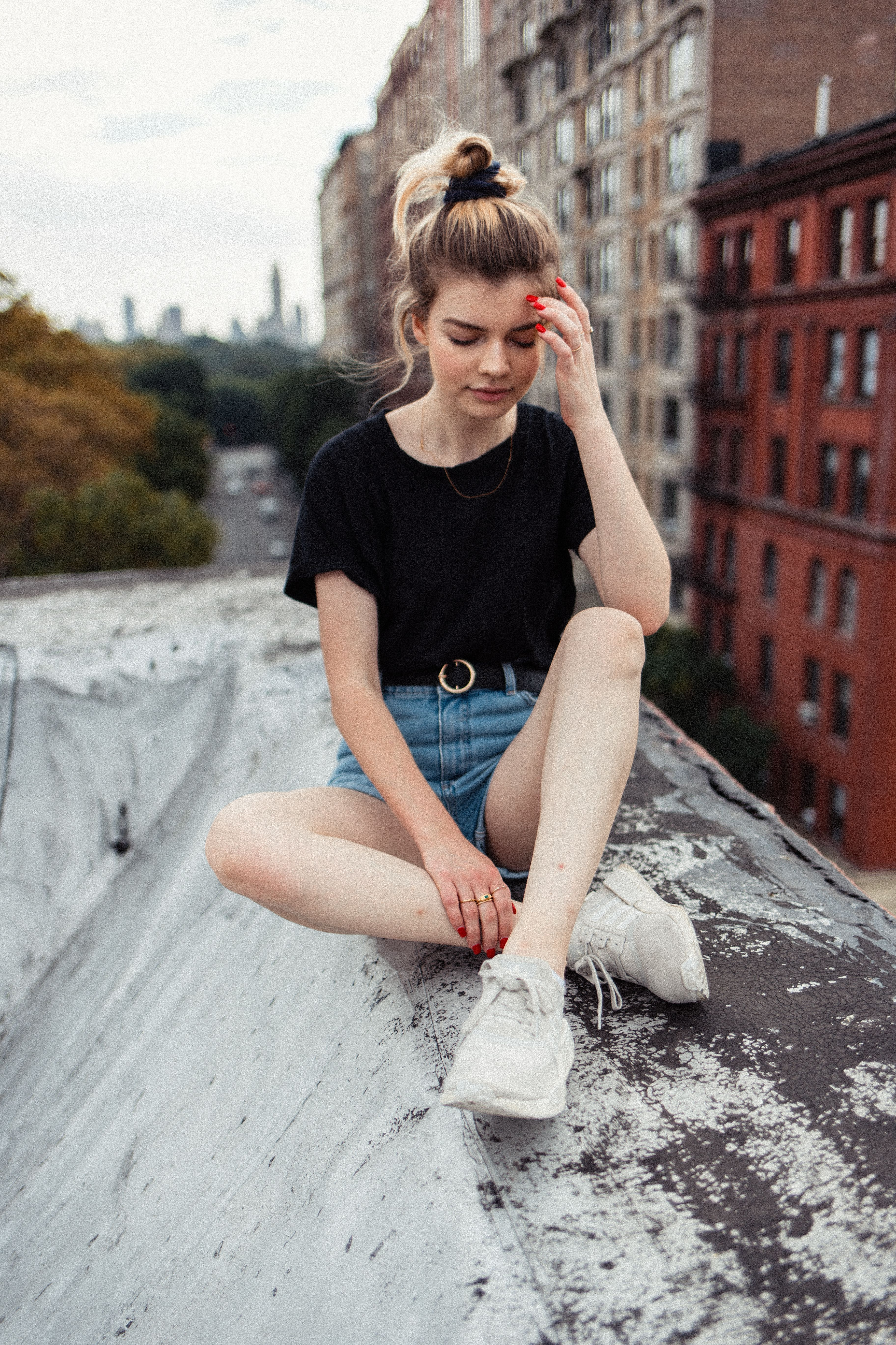 Jessica Whitaker Nyc Rooftop