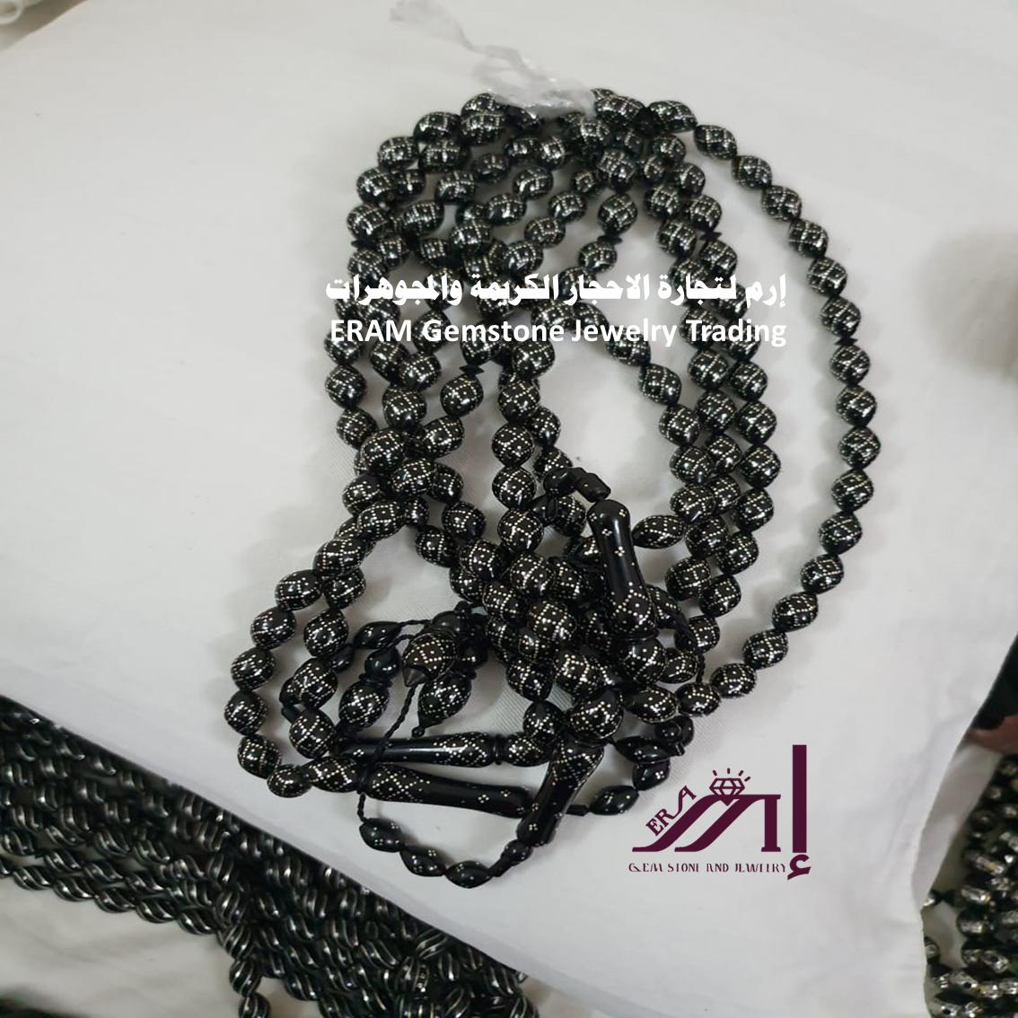 مسابح يسر مطعم فضة طبيعي 100 Gemstone Jewelry Gemstones Jewelry