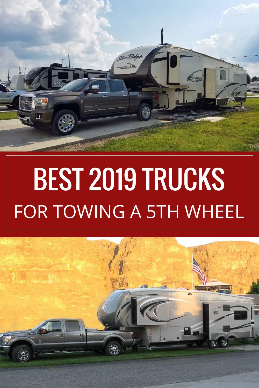What Is The Best 2019 Pickup Truck For Towing A Fifth Wheel