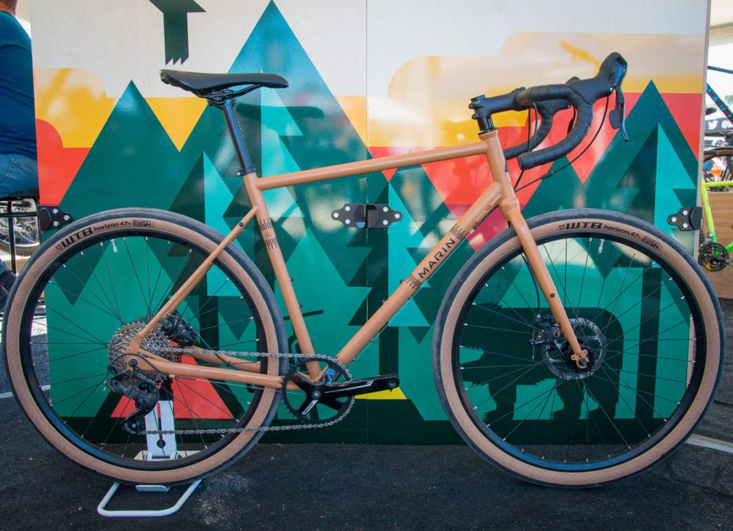 Marin Adds More Dropbars For Gravel Urban Riding Plus Prototype