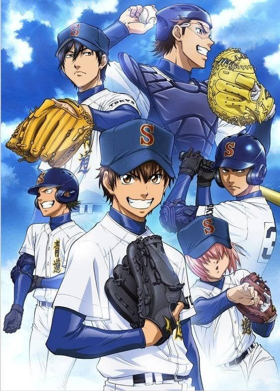 9 Amazing Sports Anime To Watch If You Love Haikyuu!!