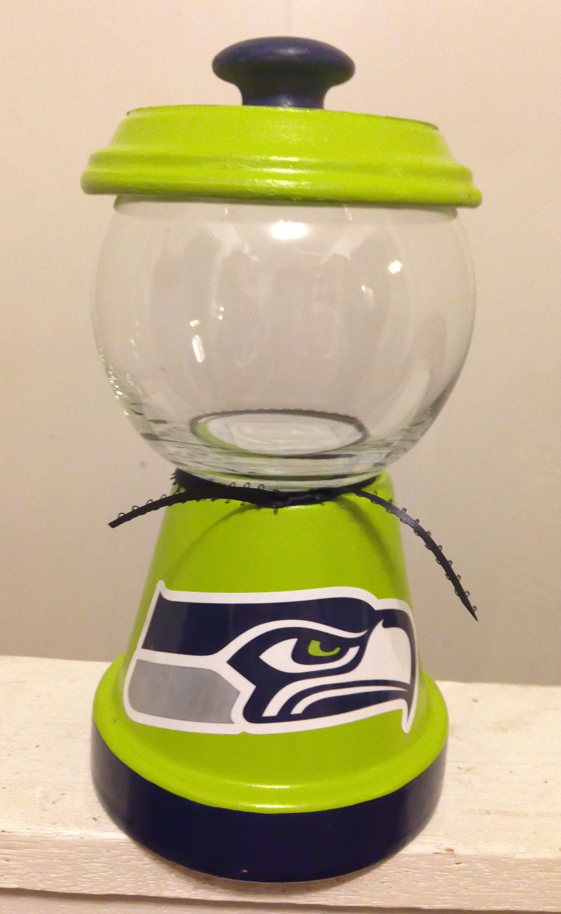 5d6f64aa8b Seattle Seahawks candy jar http   squareup.com market erica-