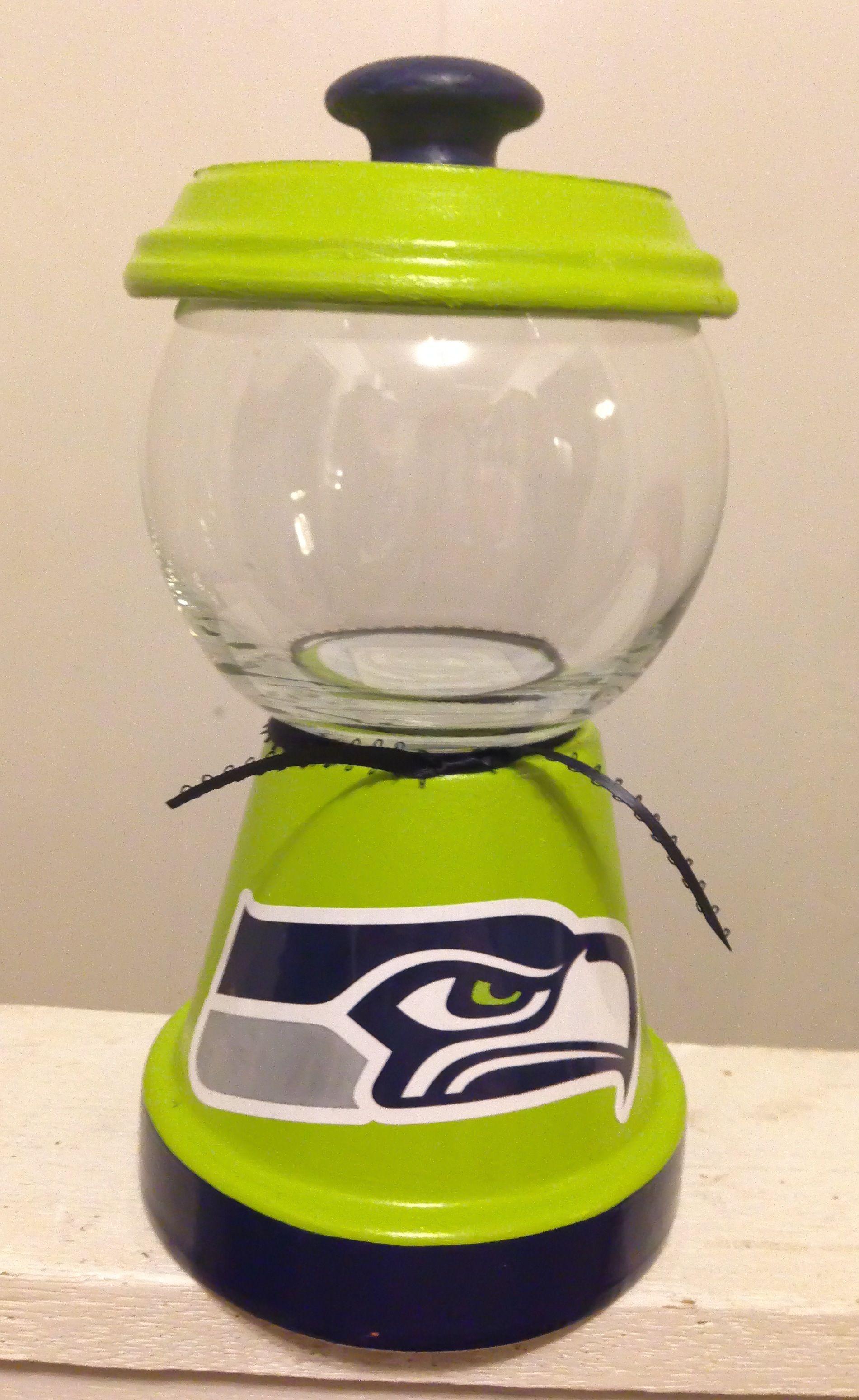 5d6f64aa8b Seattle Seahawks candy jar http   squareup.com market erica-