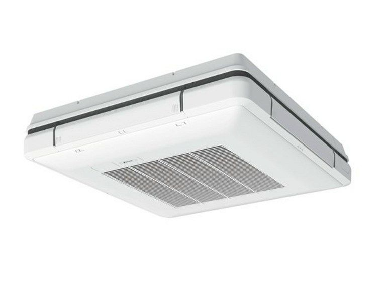 Cassette Commercial Ceiling Mounted Fxuq A Ceiling Mounted Vrv Systems Line By Daikin A Air Conditioning Maintenance Ceiling Air Conditioner Air Conditioning
