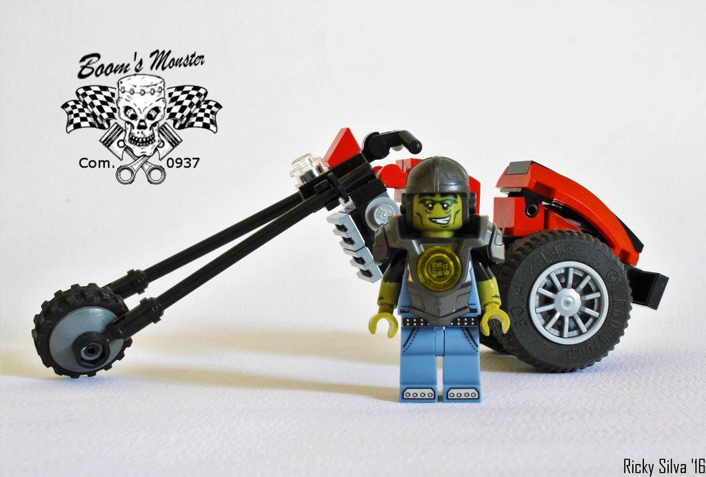 Booms Monster Bike (2) http://www.flickr.com/photos/56992438@N07/30267530773/