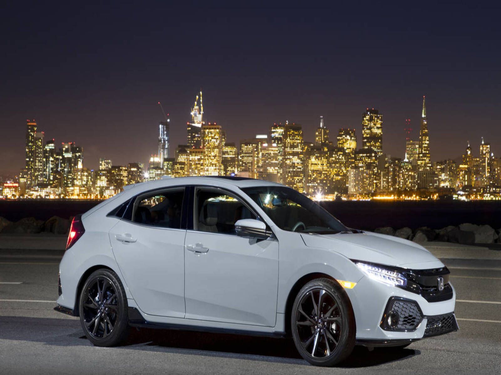2017 Honda Civic Si Hatchback Review Honda civic