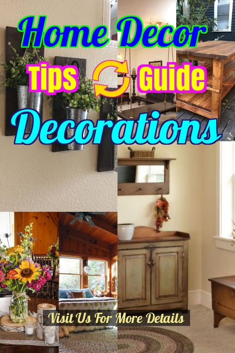 Home Decoration Tips You Should Know About Check This Useful
