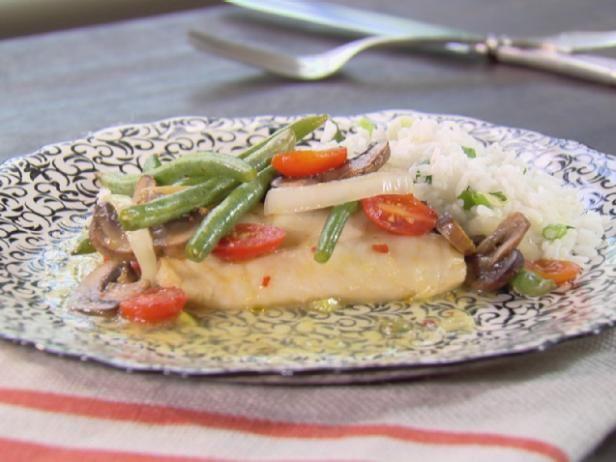 Lemon citrus cod with vegetables recipe trisha yearwood food lemon citrus cod with vegetables recipe trisha yearwood food network forumfinder Image collections