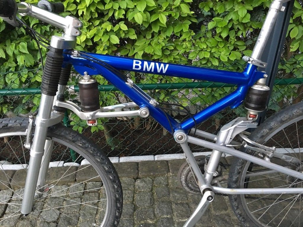 Bmw Mountainbike High Tech In Kr Dachau Dachau Herrenfahrrad
