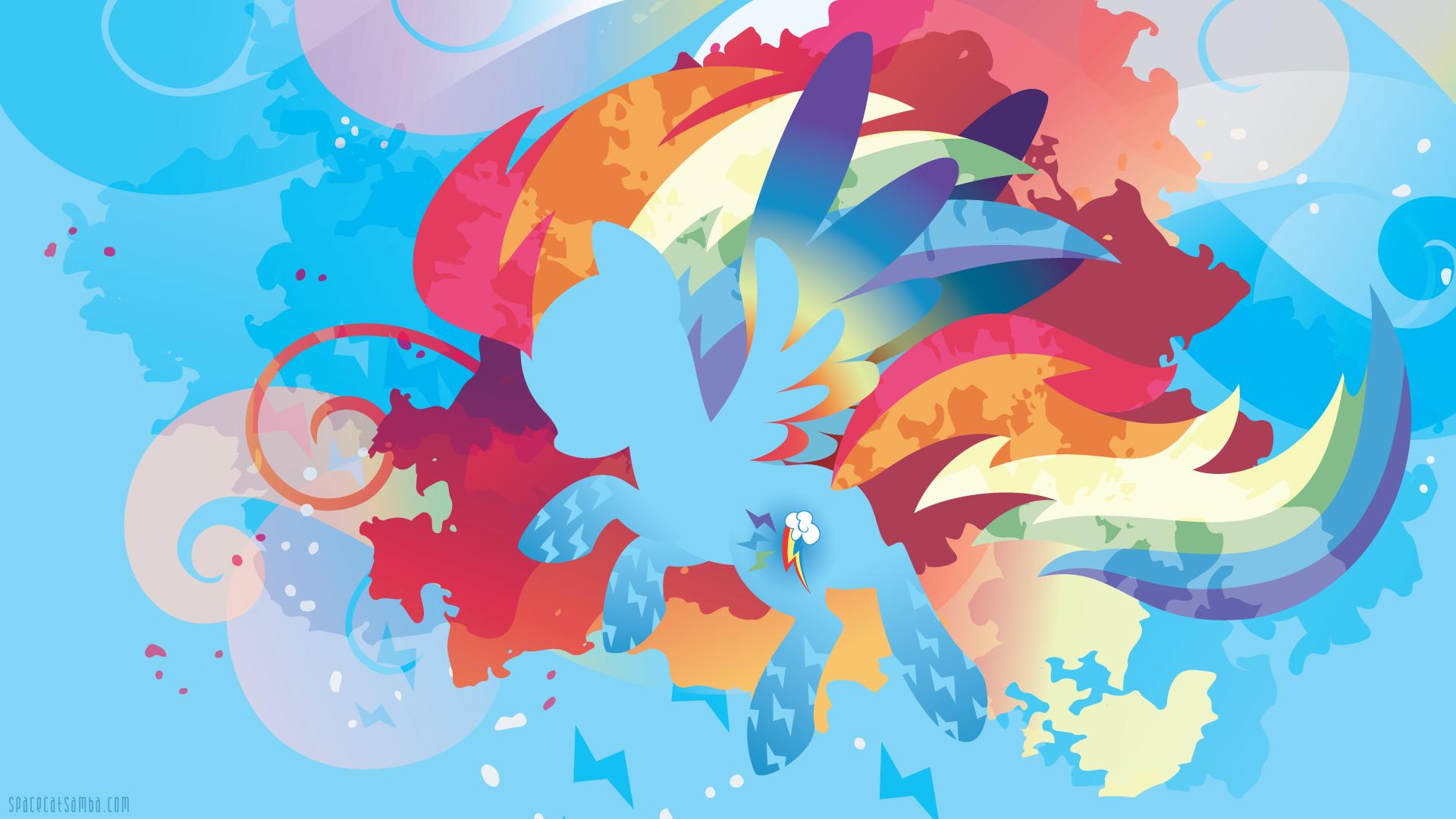 Mlp Rainbow Dash Wallpaper 572955 My Little Pony Wallpaper My