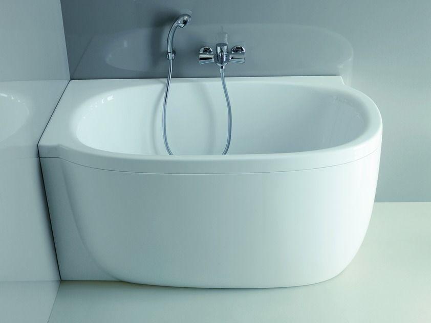 Small bathrooms. 1400 x 800mm bathtub. Mimo. www.laufen.com   1a ...