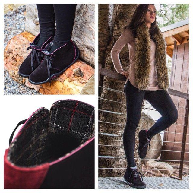 Aalto Chukka Boots Womens Outfit from KURU Footwear - Chukka ...