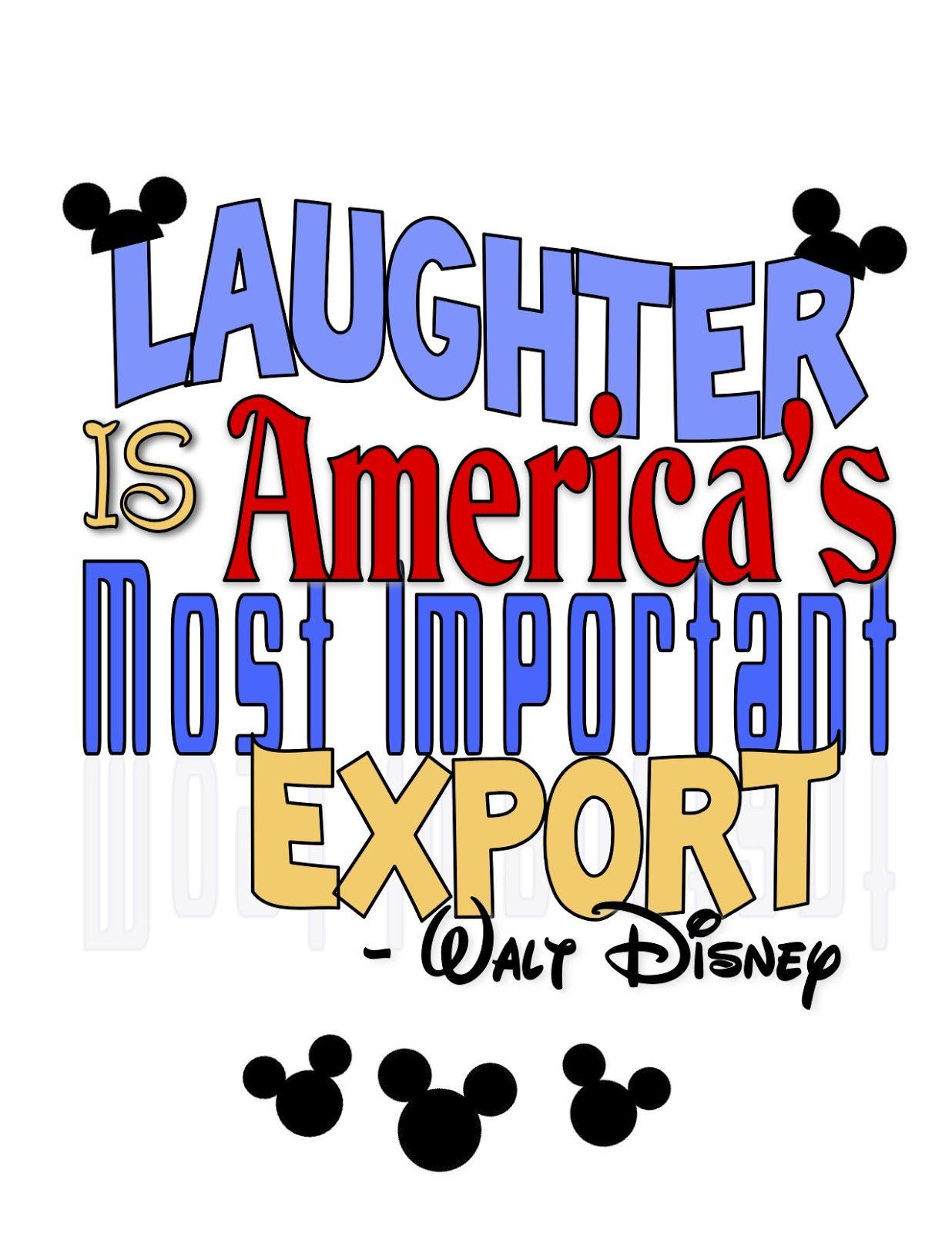 Free Disney Quote Typography Printables