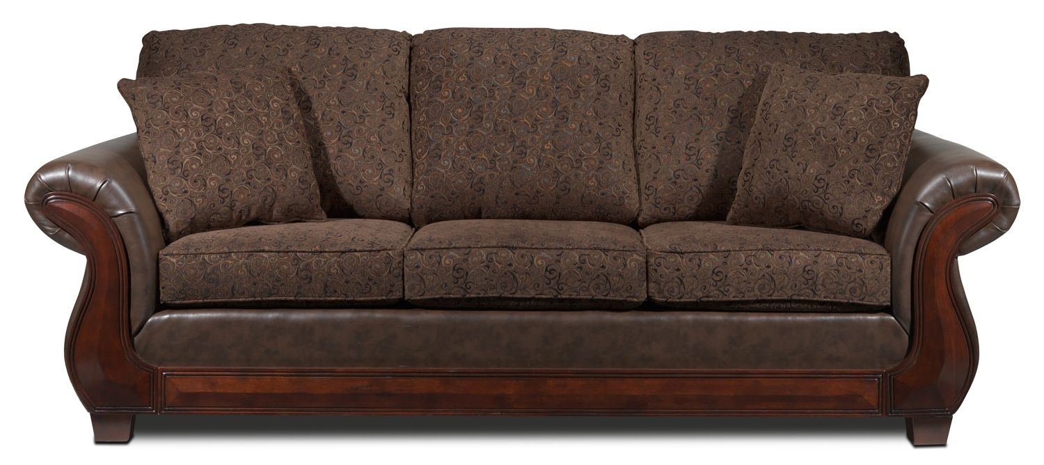 Living Room Furniture The Apache Collection Sofa