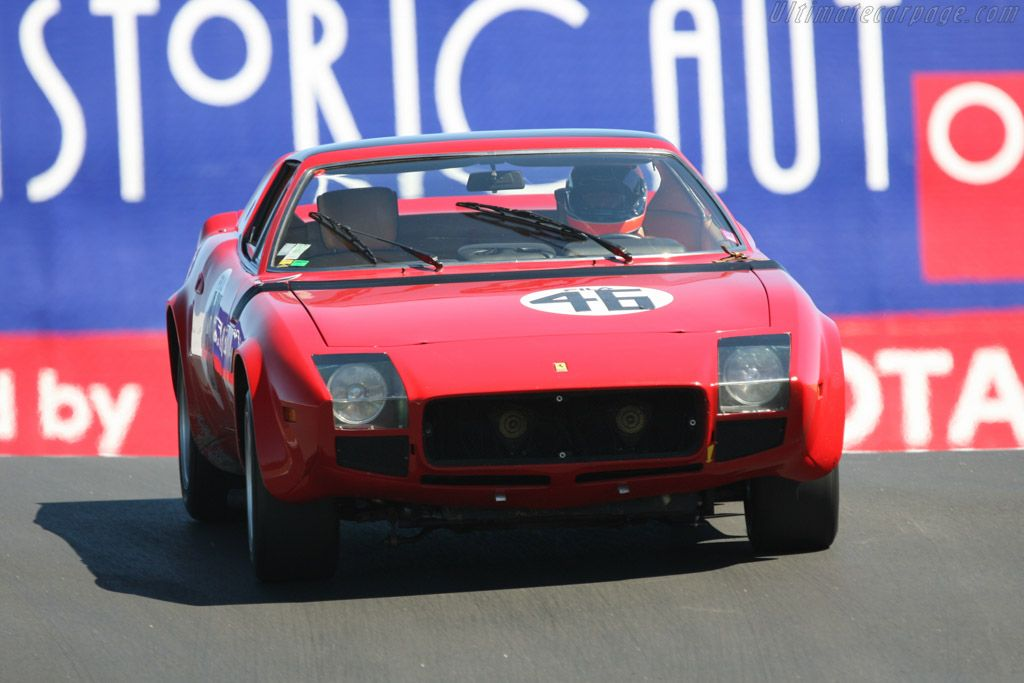 Ferrari 365 GTB/4 Daytona Group 4 NART Spyder (Chassis 15965 - 2007 Monterey Historic Automobile Races) High Resolution Image