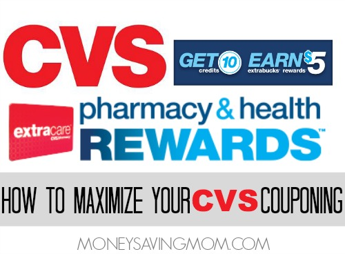 How To Maximize Your Cvs Couponing Money Saving Mom Cvs Couponing Money Saving Mom Saving Money