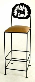 30u0027u0027 Silhouette Bar Stool, GMC SML 30 By The Grace Collection