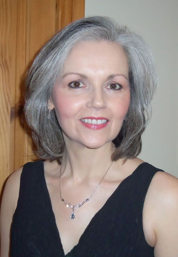 Gray Hairstyles For Women Over 40 Beauty Grey Hair Silver Grey
