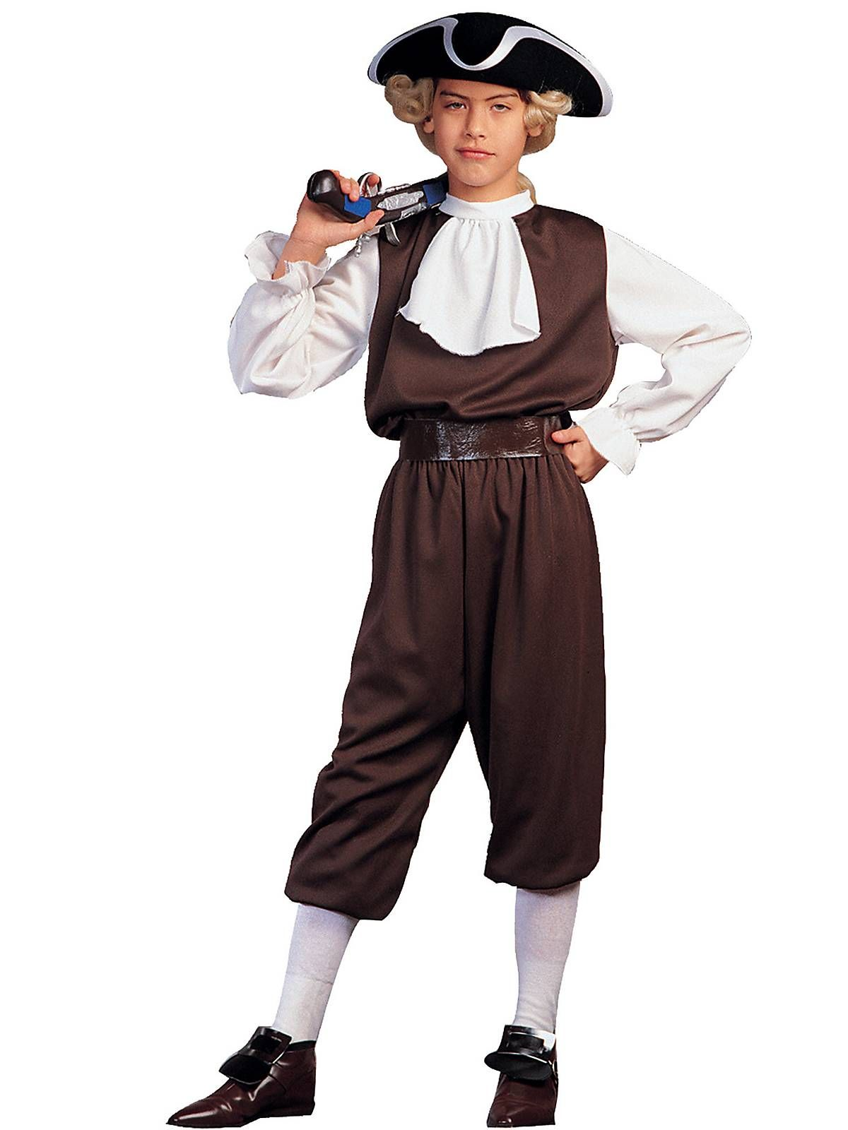 Boy S Colonial Costume See More Costume Ideas For