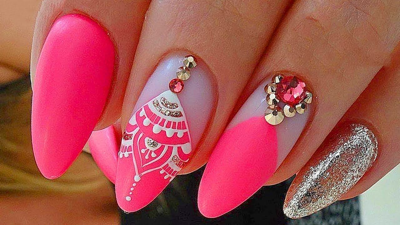 New Nail Art 2017 💄😱 The Best Nail Art Designs Compilation October ...