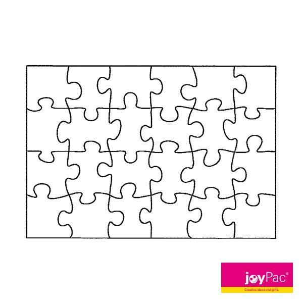 white line puzzle a4 von joypac mit unseren white line puzzle k nnen sie sich ihr puzzle. Black Bedroom Furniture Sets. Home Design Ideas