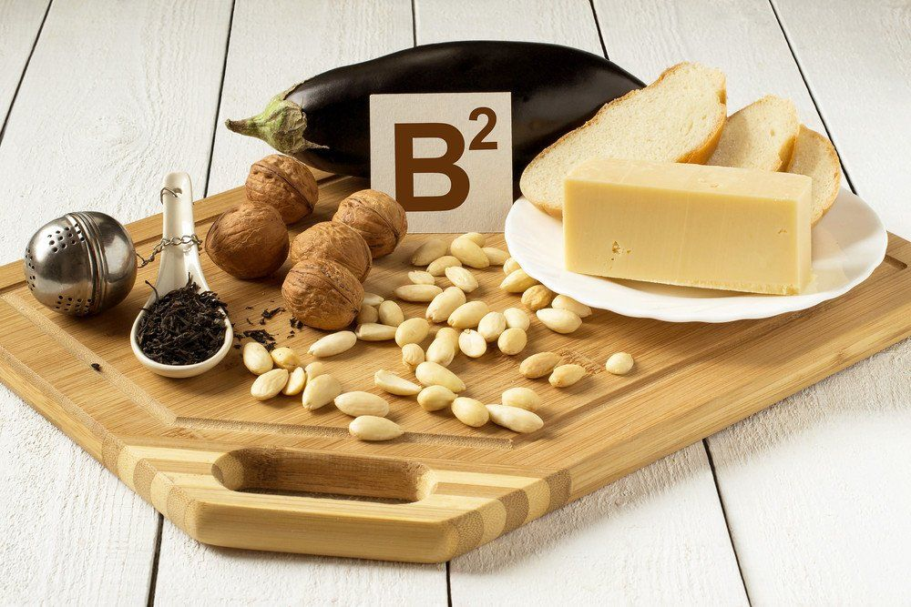 Vitamin B2 - Das Vitamin für den Stoffwechsel - Vitaes..