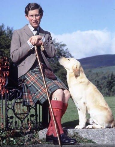 Prince Charles and dog Harvey (With images) | Prince charles ...