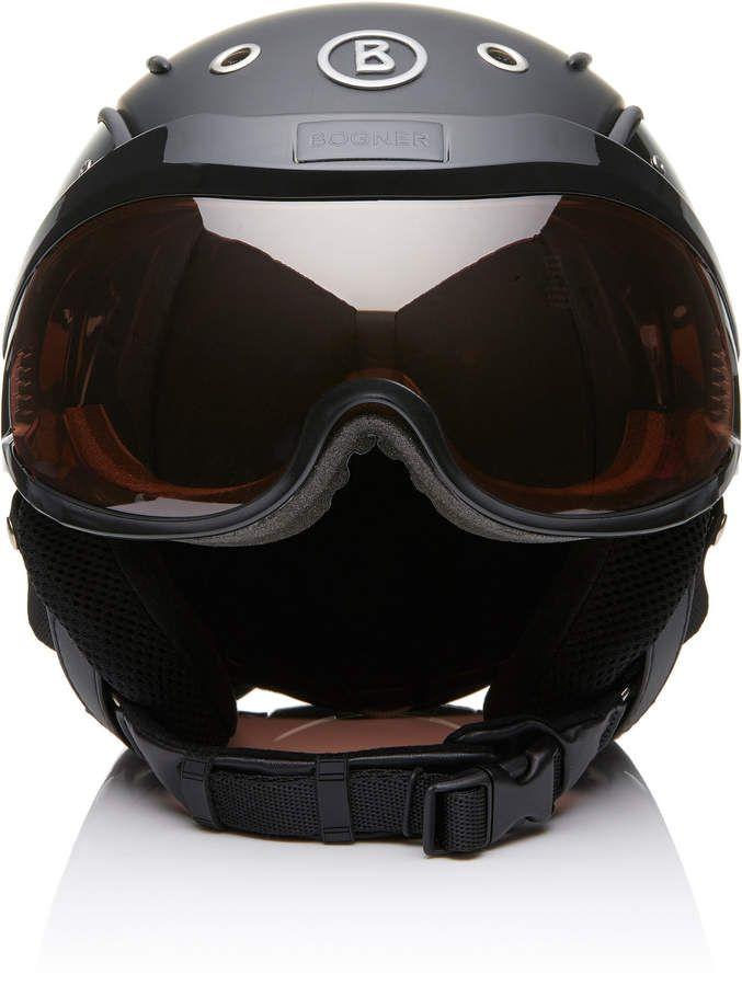 Flames Ski Helmet By Bogner Moda Operandi