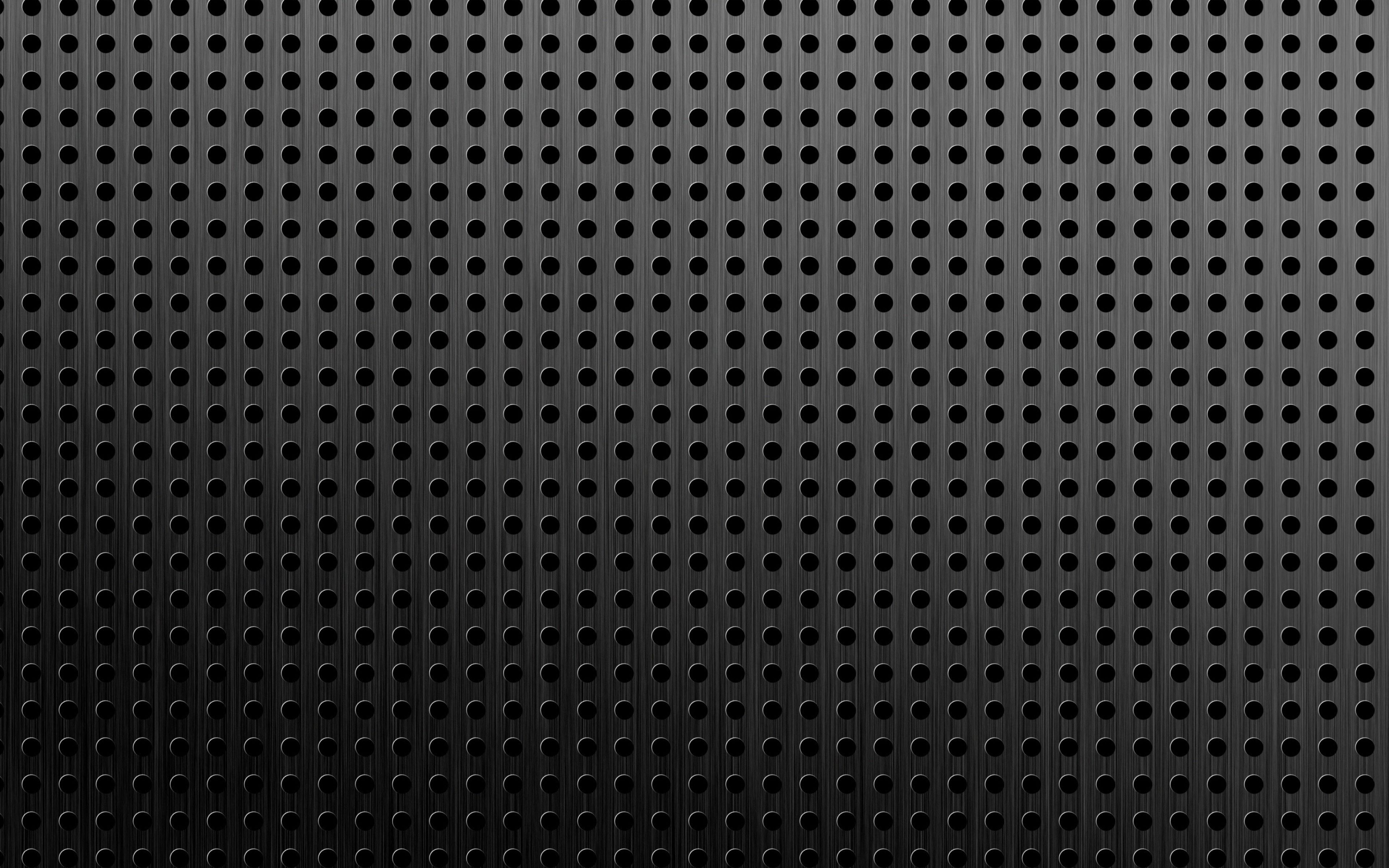 Perforated Metal Black I Think Timber Would Be Better
