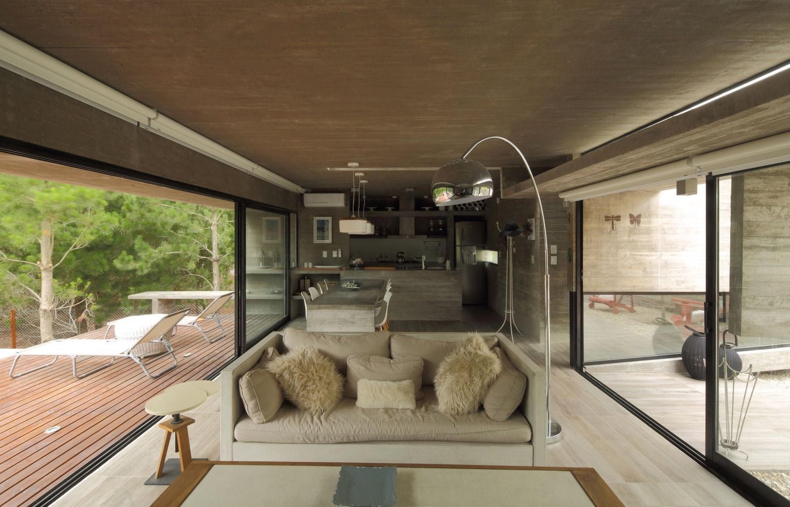 Gallery Of S S House Besonias Almeida Arquitectos 15 House  # Muebles Rico Bejar