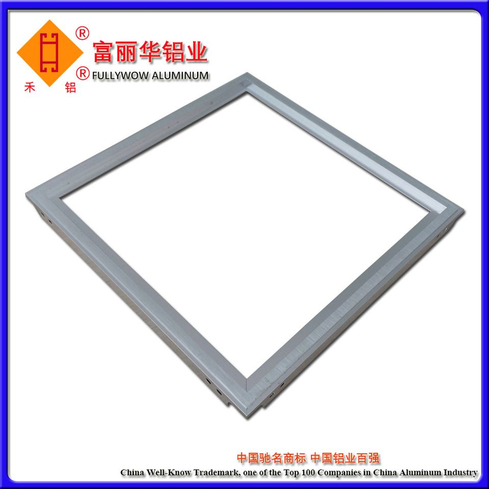 Silver Anodized And Black Anodized Aluminum Snap Frame Mirror Frames Aluminum Anodized