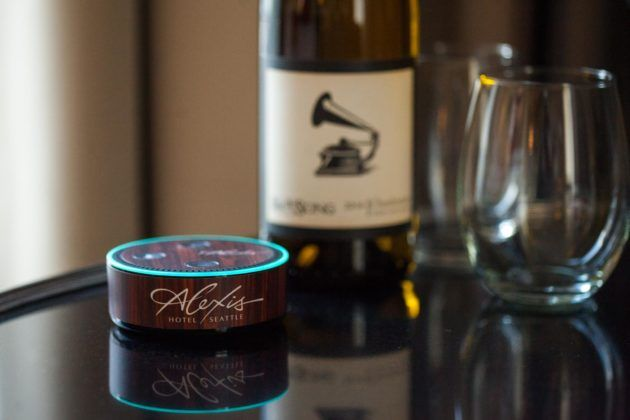 Seattle Startup Debuts Alexa Skill That Helps Hotel Guests